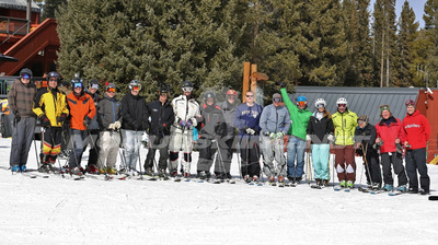 Mogul Skiing at Bumpapalooza 2013