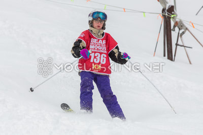 2017 Bear Mountain Mogul Challenge Kids